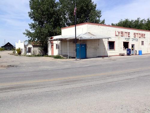 20090830 55 Lysite, Wyoming
