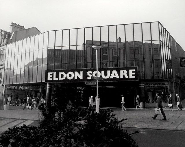 Eldon Square Shopping Centre