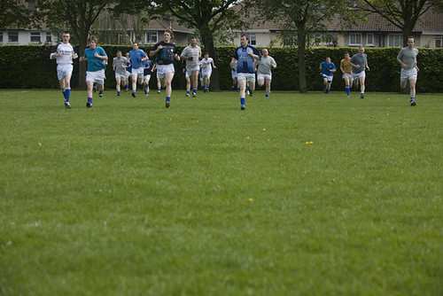 Warming Up | by Naomh Fionnbarra GAA Club