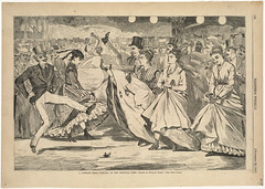 A Parisian ball -- Dancing at the Mabille, Paris