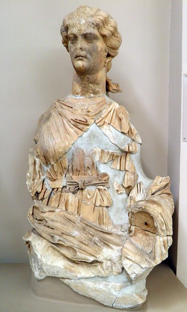 Statue of the Empress Livia, Ephesus Museum, Selçuk, Turkey