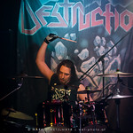 DESTRUCTION @ Escape Metalcorner