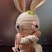 Spring Bunny #1 by Maria Handmade