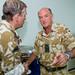 Prince Andrew Visit to KAF 080608