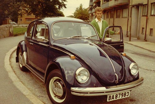 My brand new car....some years back in time  :-)