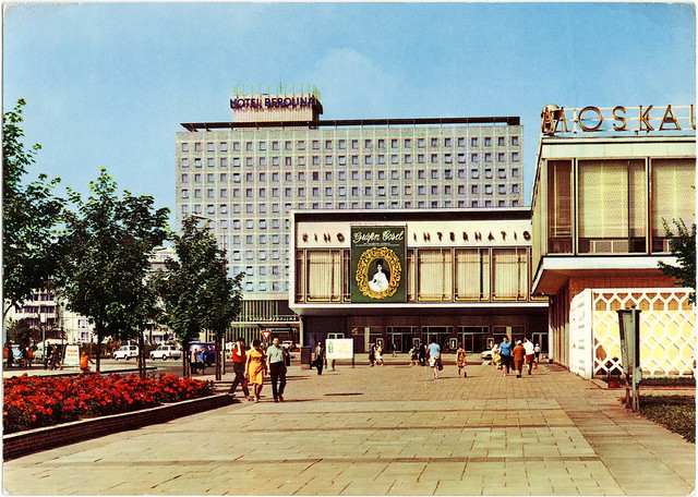 kino international berlin germany 1968 flickr photo sharing. Black Bedroom Furniture Sets. Home Design Ideas