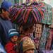 Birds in a Basket - San Francisco El Alto Market, Guatemala