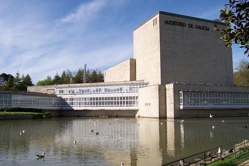 Auditório de Galícia