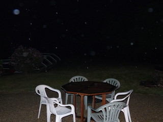 Pluie de nuit