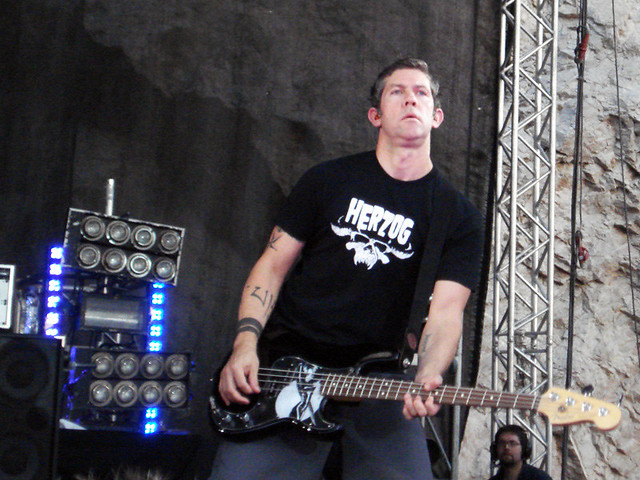 Eric Avery napustio Nine Inch Nails