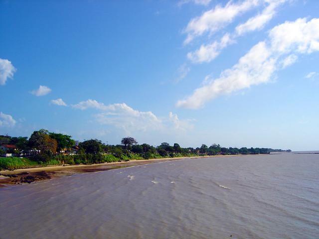 Rio de Mosqueiro PA