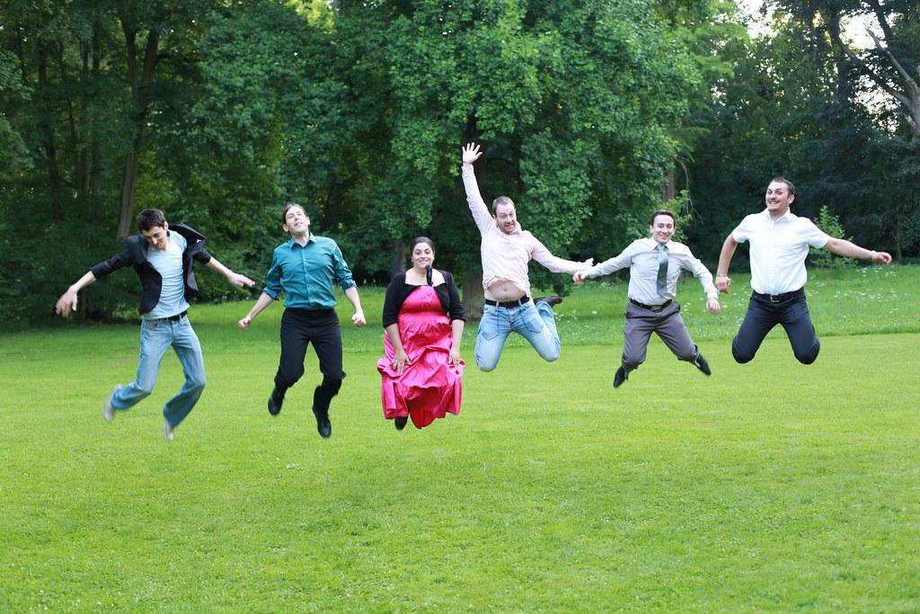 Freejump de mariage