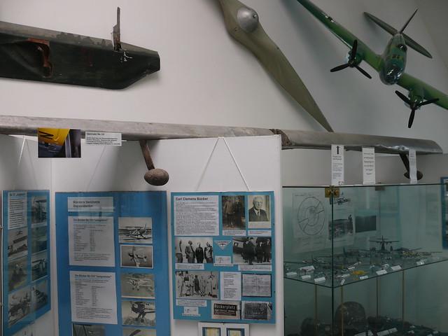 Querruder Bf 110