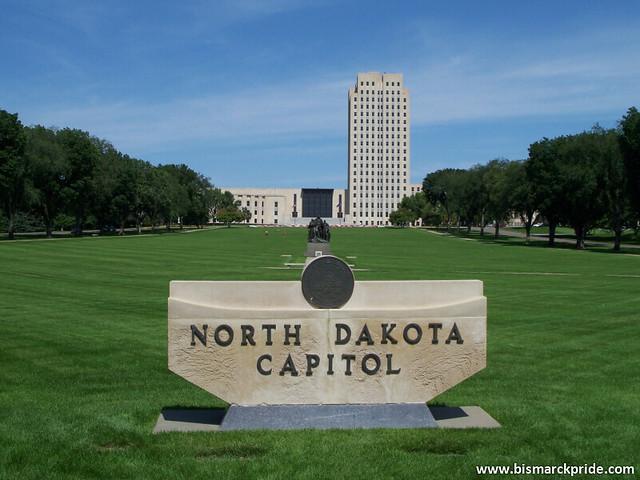 North Dakota State Capitol Amp Grounds  Flickr  Photo Sharing