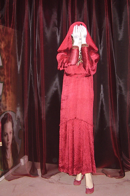 It's a Soothsayer costume (as worn by Karen Gillan) from FIRES OF POMPEII.
