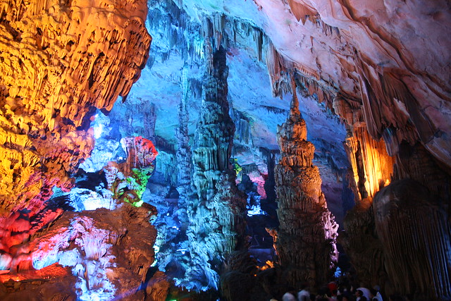 Reed Flute Cave - Nature's Art Palace