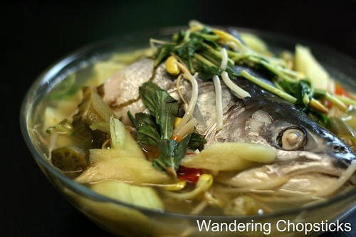 Wandering chopsticks vietnamese food recipes and more for Fish head soup