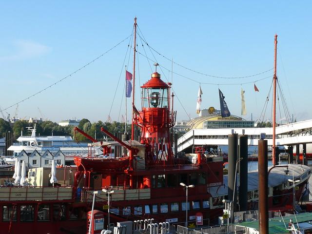 Restaurant: Das Feuerschiff