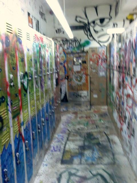 Csulb Locker Room