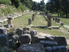 Stoa, Amphiareion of Oropos