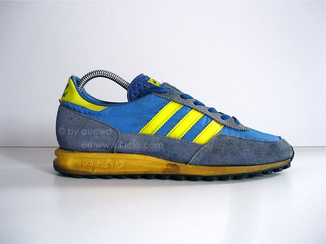 70`S 80`S VINTAGE ADIDAS TRX RUNNING SHOES | made in wes