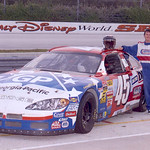 Kyle Petty #45 Georgia-Pacific/Brawny 2004 Dodge Intrepid