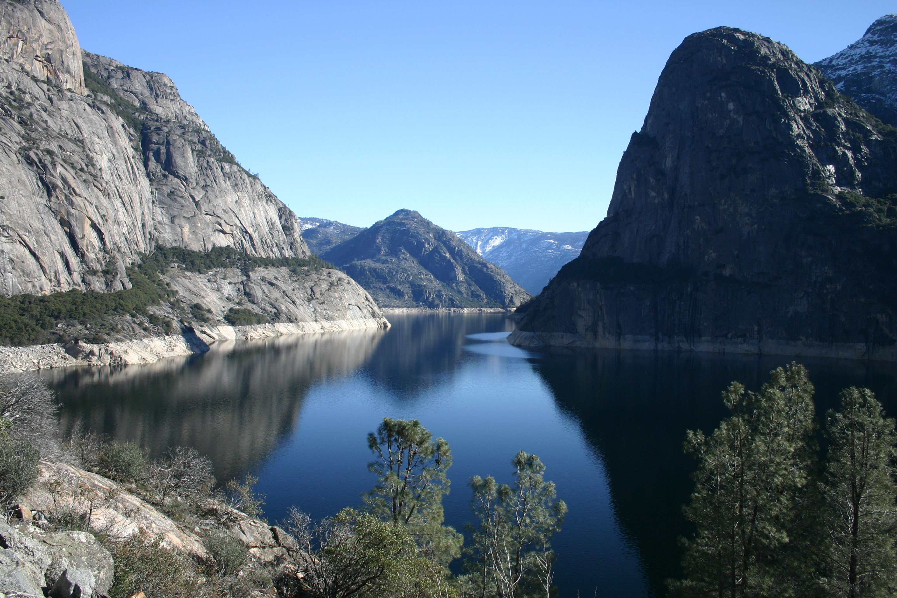 Hetch Hetchy Water Threatened By Yosemite Fire