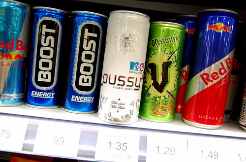 Energy Drink Unfortunately