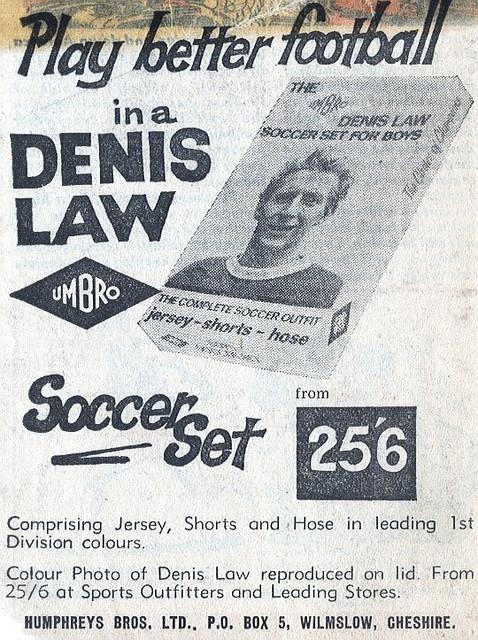 Denis Law (1964)11