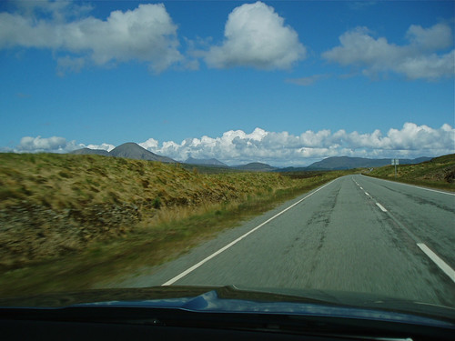 2007 Skye - on the road