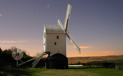 Moonlit Windmill...