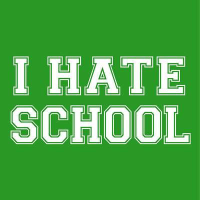 I Hate School Pictures