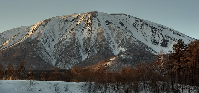 Photo:Mt. Iwate at Sunset By:jasohill