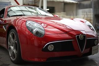 3729133693 a1a2c6ba11 n Rilancio Alfa Romeo: Un po di Ferrari nel futuro Biscione