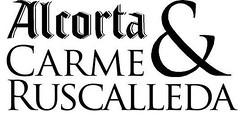 Alcorta y Carme Ruscalleda