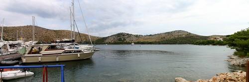 panorama bay flickr harbour croatia yachts lastovo skrivenaluka
