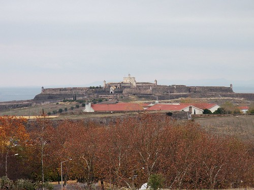 landscape fort elvas forte fortedesantaluzia