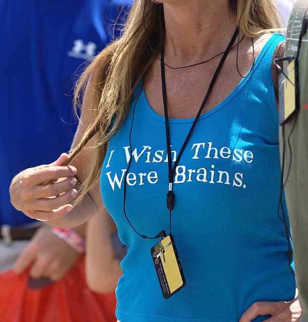 I Wish These Were Brains Flickr Photo Sharing
