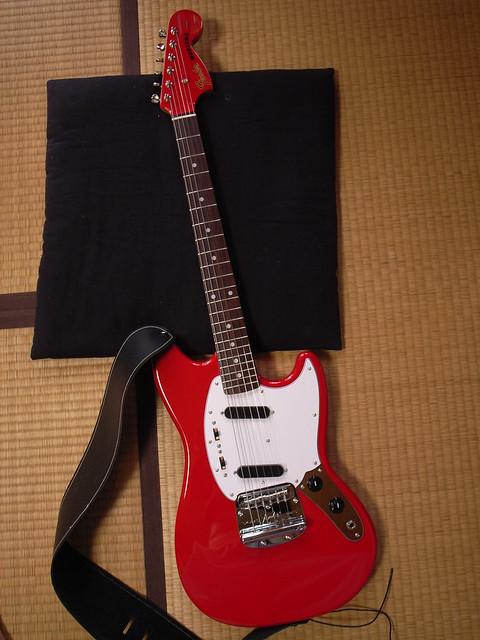Photo:Fender Japan Mustang MG69 By matsuyuki