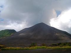 volcano(0.0), loch(0.0), prairie(1.0), cloud(1.0), mountain(1.0), spoil tip(1.0), plain(1.0), hill(1.0), highland(1.0), ridge(1.0), plateau(1.0), fell(1.0), stratovolcano(1.0), mountainous landforms(1.0), volcanic landform(1.0),