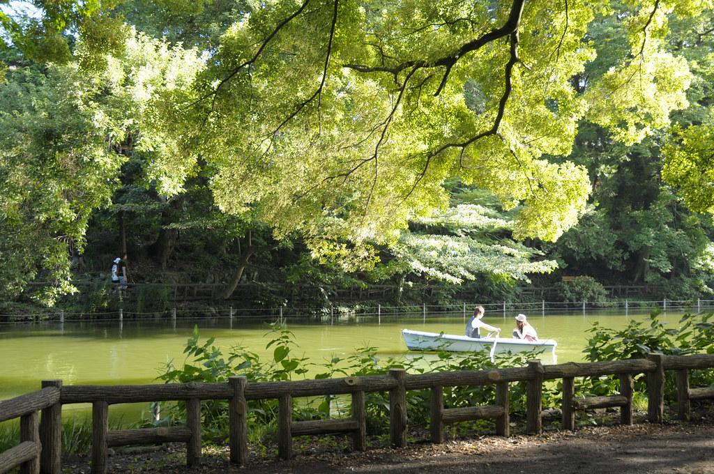 Inokashira Onshi Park(2009.7.25) - 01
