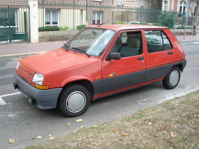 Photo for Renault super 5 interieur