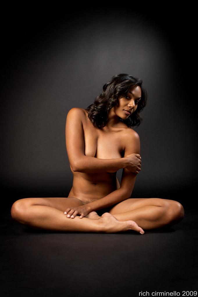 With No legged women naked
