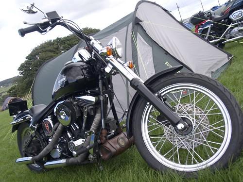 Harley-Davidson Motorbikes - 1992