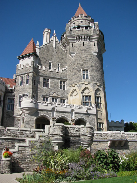 Casa loma castle toronto flickr photo sharing for Casa loma mansion toronto