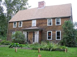 Jed's parent's house
