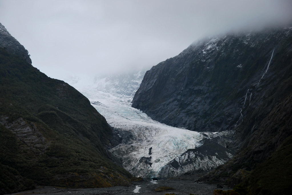 Franz Josef - Glacier - West Coast - South Island - New Zealand