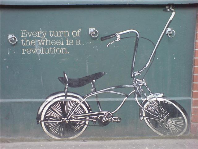 Belfast Lowrider Graffiti