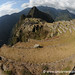 Late Afternoon Fisheye View of Machu Picchu