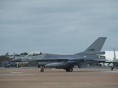 J-881 F-16AM RNAF by Chris Abigail1